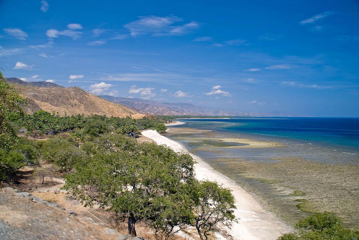 Тиморское море, Австралия