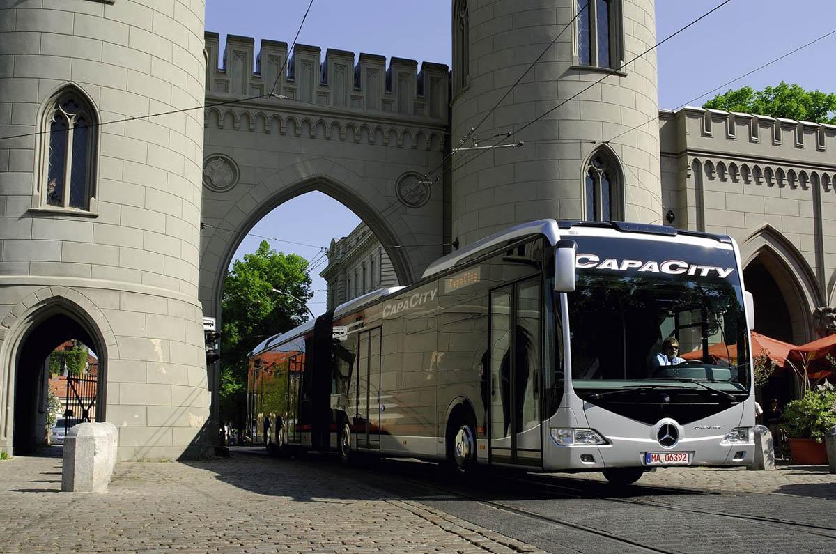 Самые дешёвые автобусные туры в европу