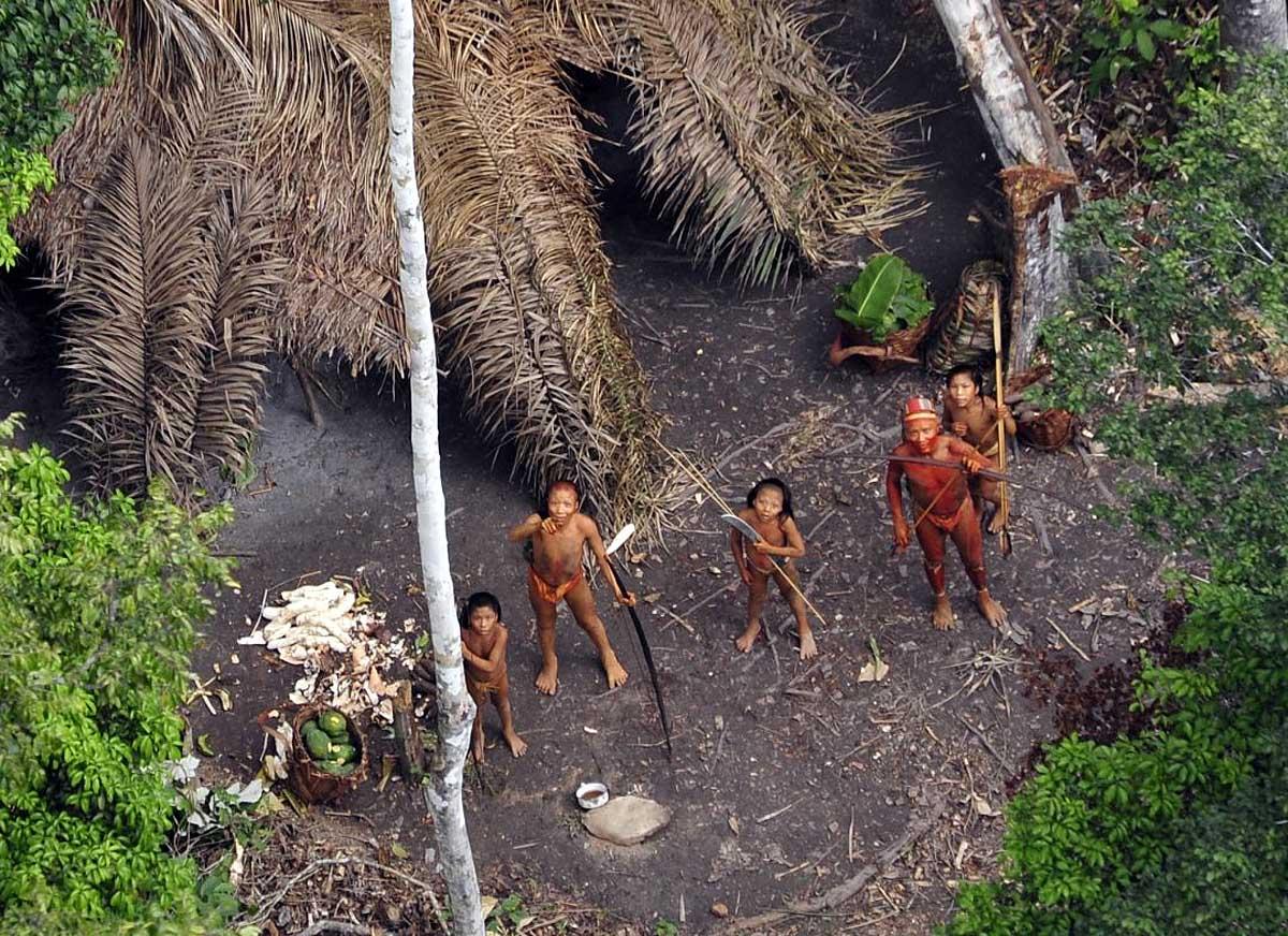 Северный Сентинельский остров и его недружелюбные аборигены (ч.2/2)