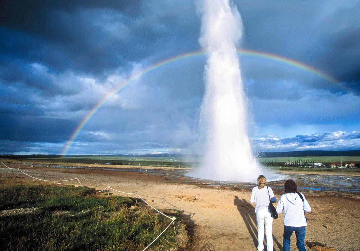 Долина гейзеров в Исландии: спящий Stori Geysir (ч.2/3)