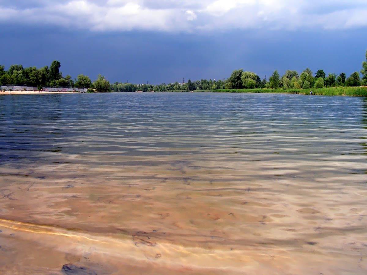 Самые чистые и приятные озера в киеве