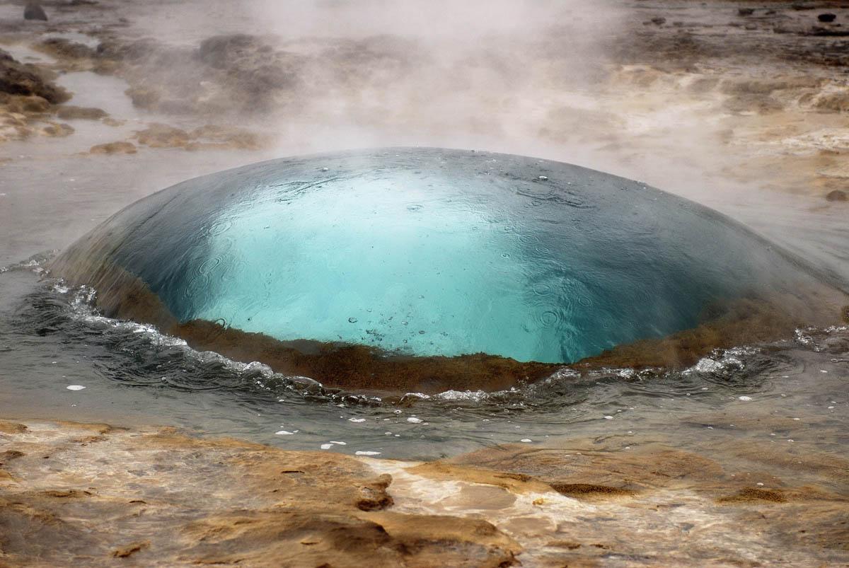 Долина гейзеров в Исландии: образование гейзеров (ч.3/3)