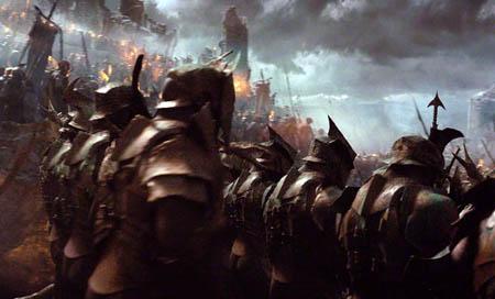 Хоббит Битва пяти воинств