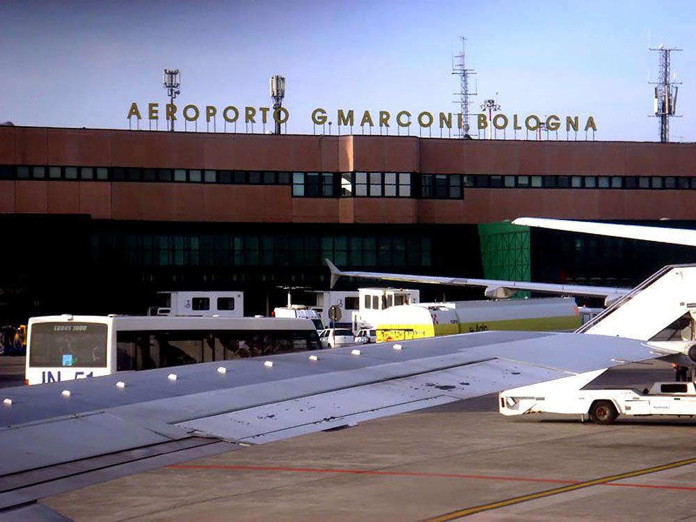 аэропорт Гульельмо Маркони