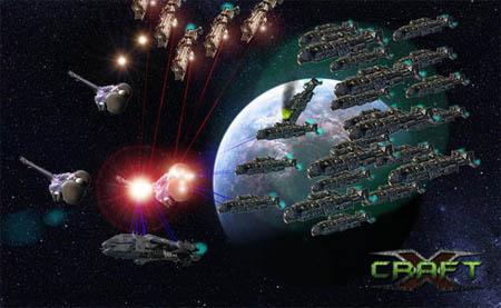 браузерная онлайн игра Xcraft