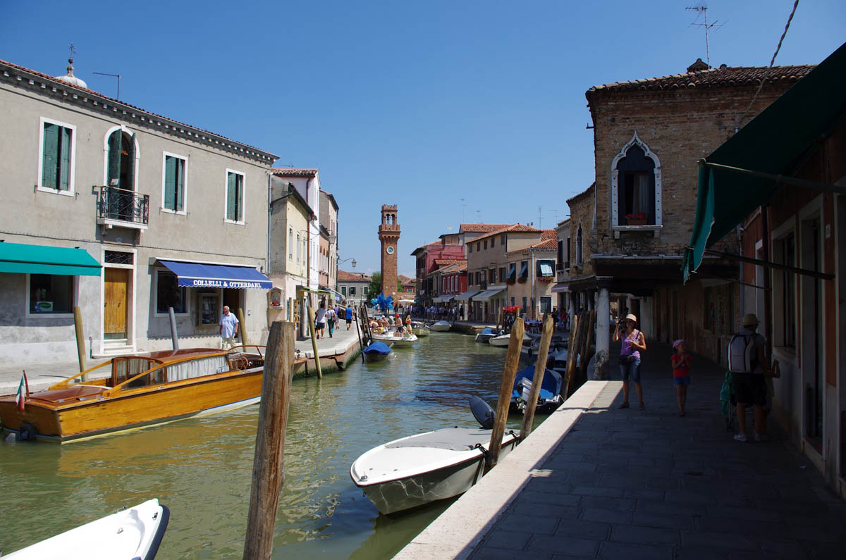 Остров мурано в венеции