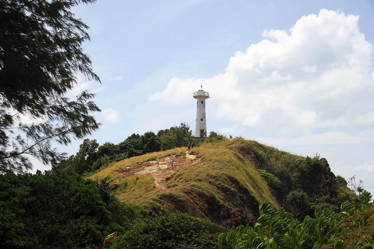 маяк на острове Ланта