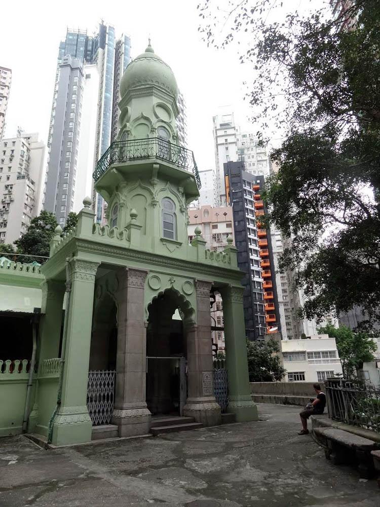 Jamia Mosque, Hong Kong