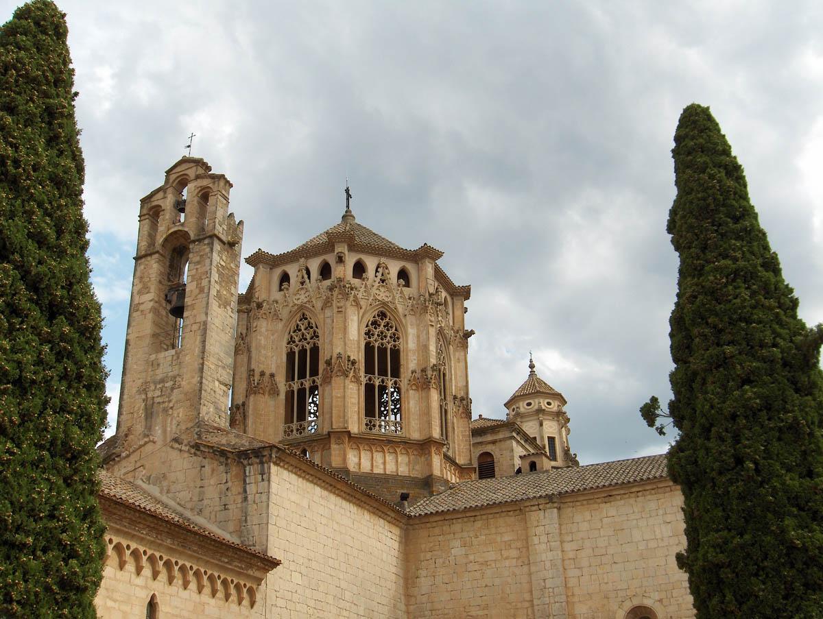 монастырь Санта-Мария-Поблет