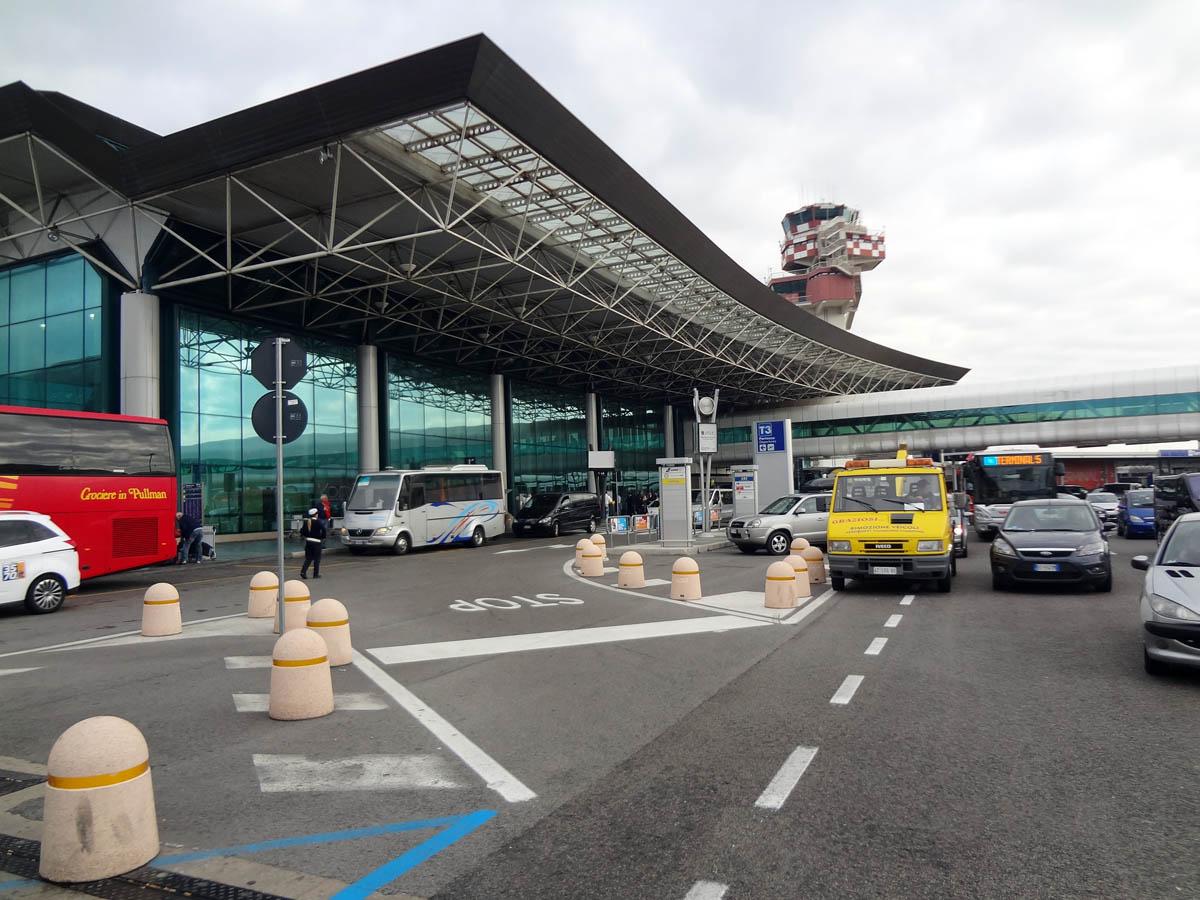 Leonardo da Vinci, Fiumicino Airport, Terminal T3