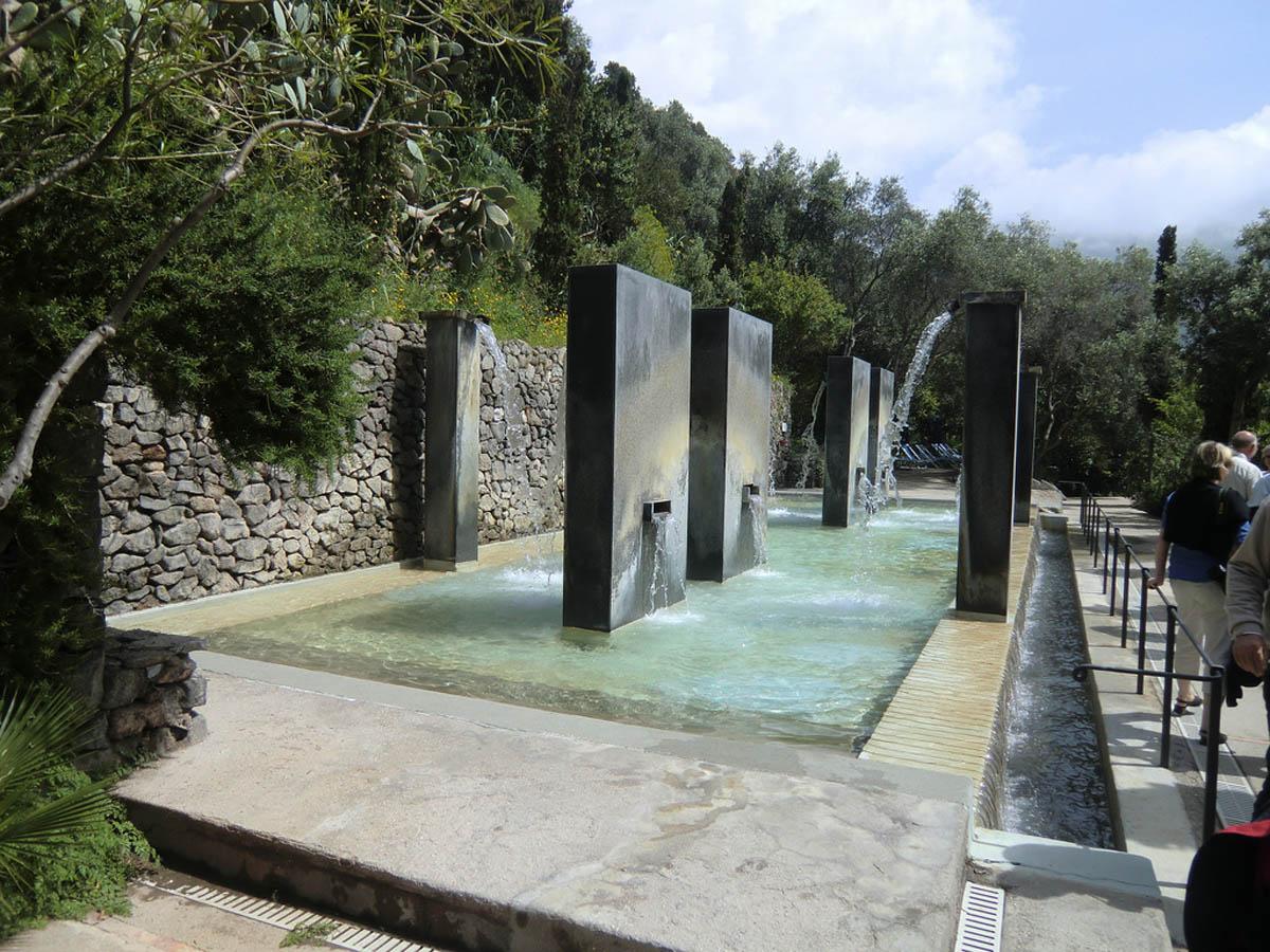 Долина радоновых источников Синлун