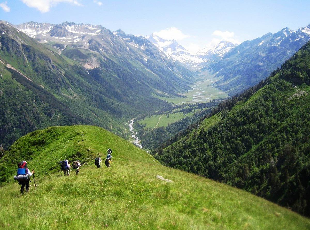 Экологический туризм – это туризм