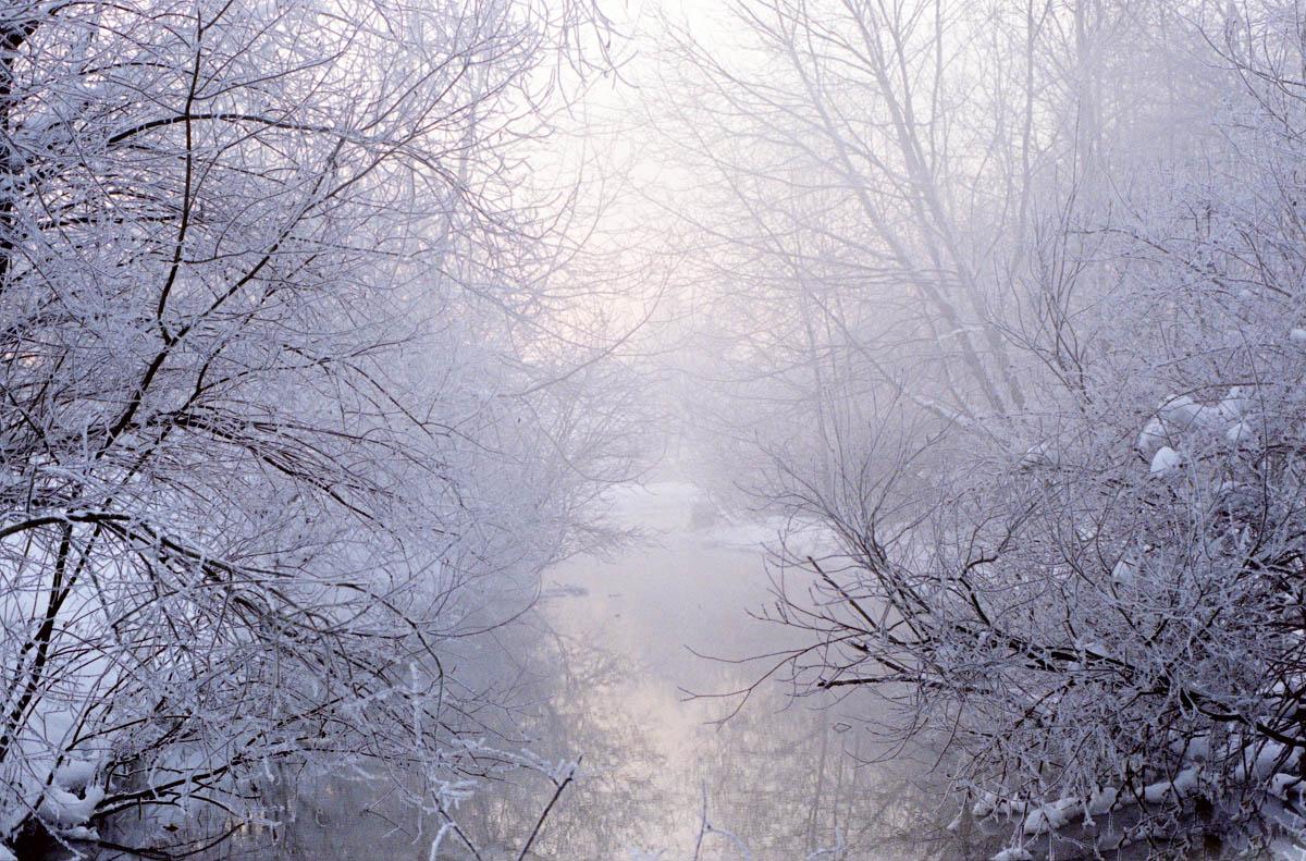река Серебрянка, Москва