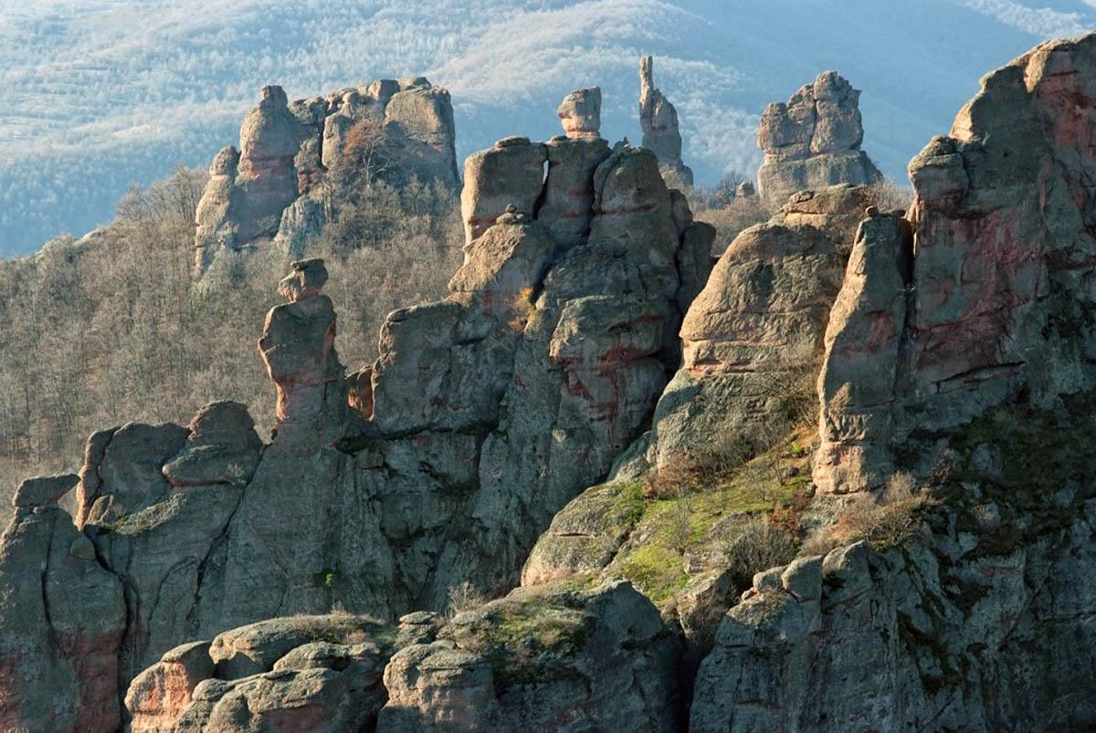 Белоградчикские скалы, Белоградчик, Болгария