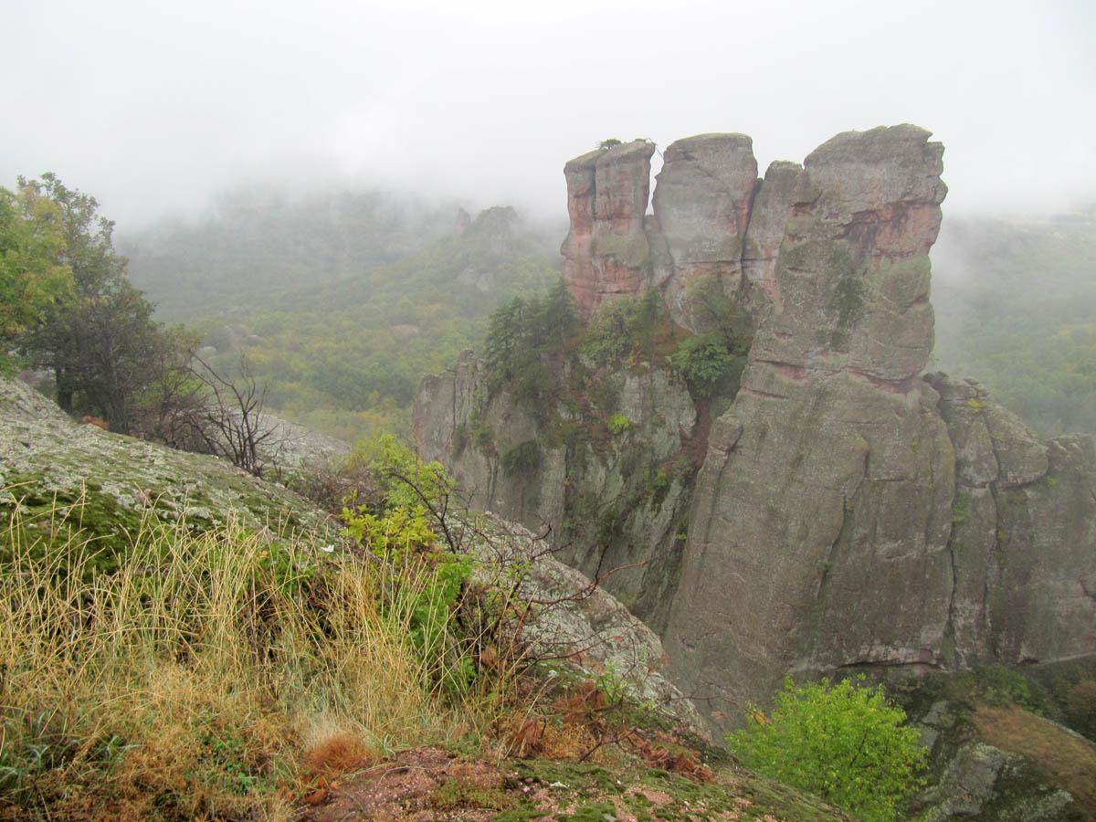 Белоградчикские скалы, Болгария