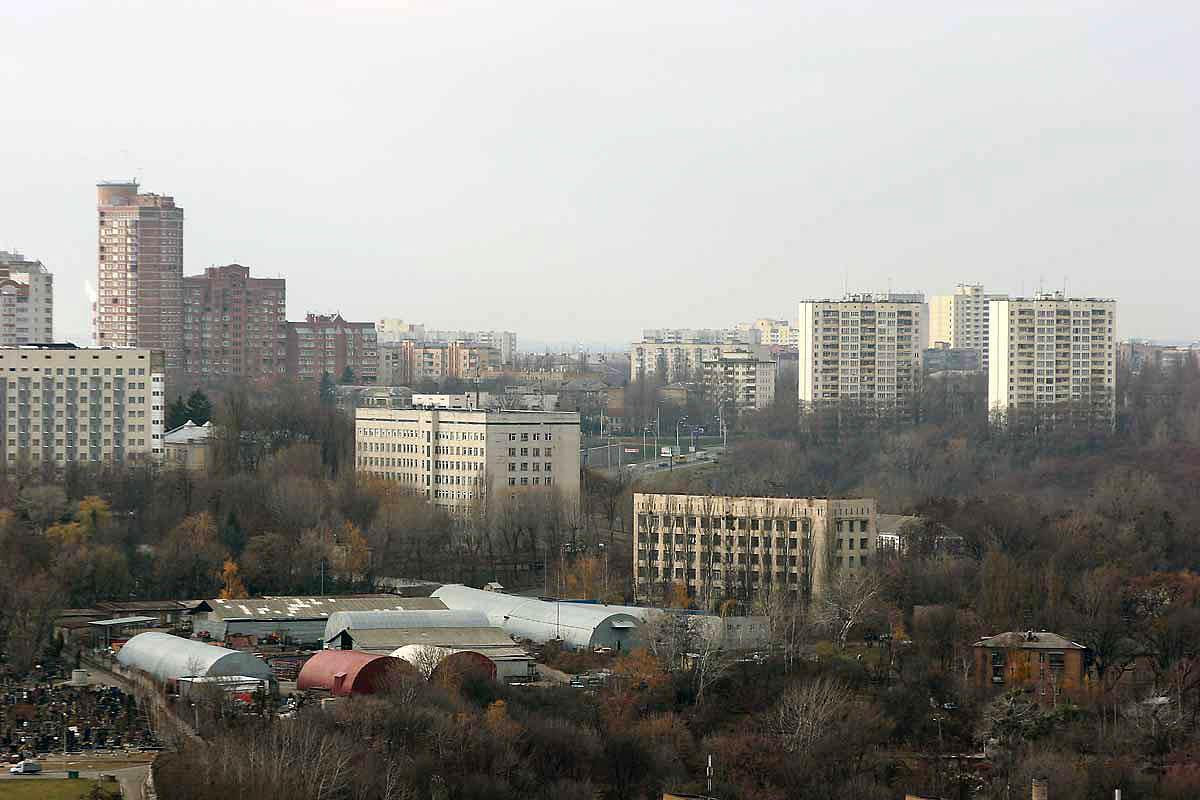 Протасов Яр в Киеве