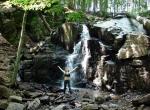 водопад Скакало, Чинадиево, Закарпатская область