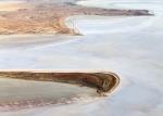 озеро Эйр в Южной Австралии