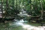 каскады на реке Курлюк-Су