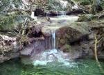 водопады на Курлюк-Су