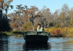 Okefenokee Swamp in Georgia