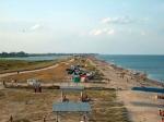пляж Арабатской Стрелки