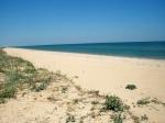 пляж Арабатки