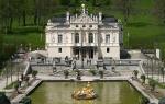 дворцы Германии
