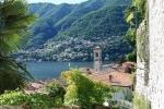 озеро Комо, Ломбардия, Италия