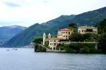 особняк на озере Комо, Италия