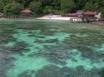 морской коралловый парк Пулау Пайар, Малайзия