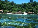 Морской коралловый парк Пулау Пайар в Малайзии – живое подводное королевство (ч.1/2)