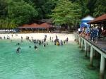 Pulau Payar Marine Park in Malaysia