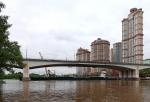 Строгинский мост в Строгино