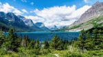 Saint Mary Lake, Glacier National Park