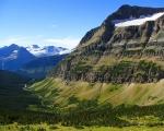 Национальный парк Глейшер, Монтана, США