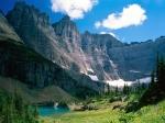 Национальный парк Глейшер в штате Монтана