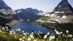 Национальный парк Глейшер в штате Монтана, США
