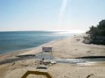 Урзуф, Азовское море