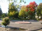 Городской сад в Колпино