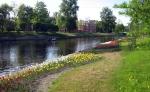 Городской сад в Колпино, Санкт-Петербург