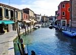канал на острове Мурано