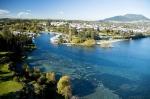 Taupo town, Mount Tauhara