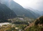 деревня Сангла