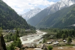 Sangla Valley in India