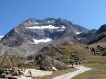 гора Лаггинхорн, Альпы, Швейцария