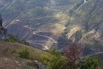 Воротанское ущелье в Армении