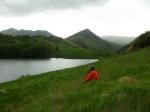 Галанчожское озеро, Чеченская республика