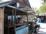 кафе на острове Хэвлок