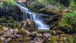 водопад Гиссбах в Швейцарии
